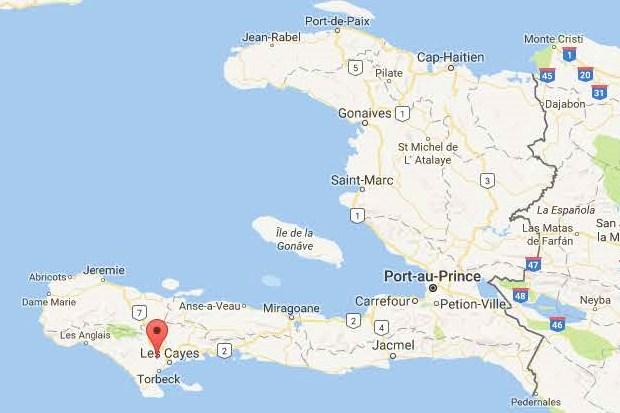 Savannette, Haiti