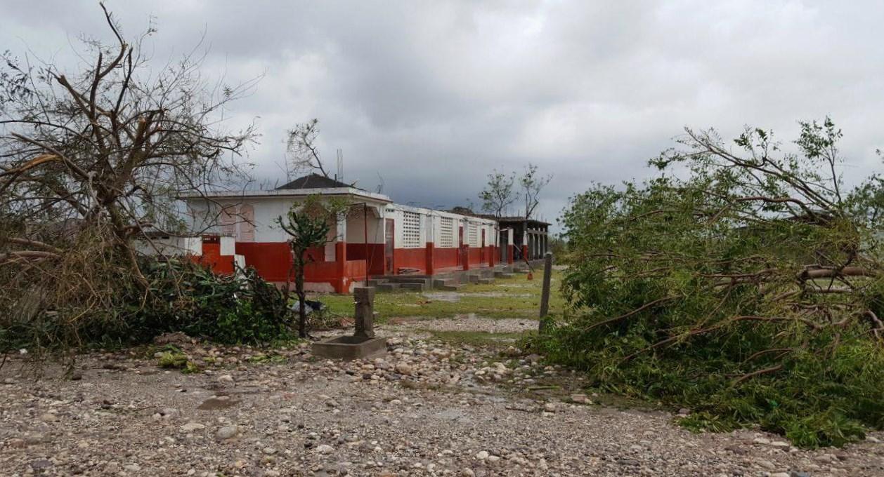 Missions International of America School Sans Roof - Savanette, Haiti
